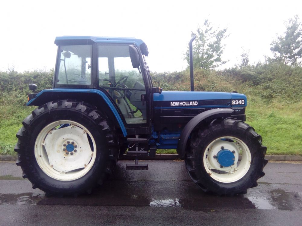Ford Tractor Company : Ford tractors sold mcmurray