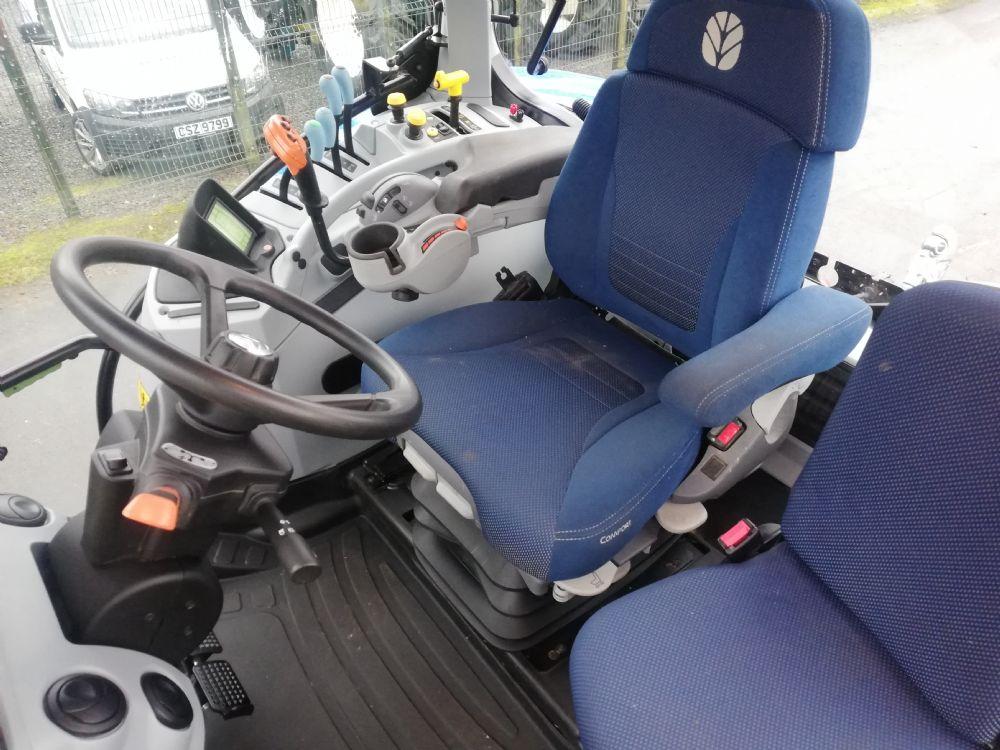 New Holland T7 190 - TRACTORS | McMurray Tractors